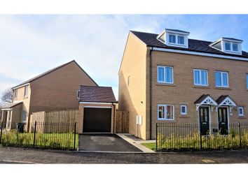 Thumbnail 3 bed semi-detached house for sale in Kirkland Chase, Westerhope