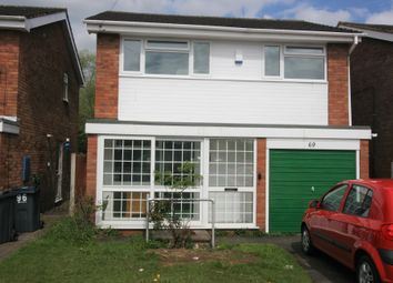 Thumbnail 3 bed detached house to rent in Woodend, Hamstead, Birmingham