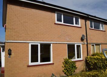 Thumbnail 2 bed semi-detached house to rent in Fellside Grove, Carlisle