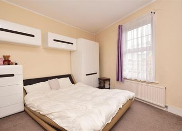 Thumbnail 2 bed terraced house for sale in Ashley Avenue, Cheriton, Folkestone, Kent