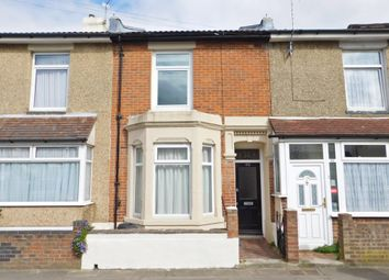 Thumbnail 2 bedroom terraced house for sale in Cardiff Road, Portsmouth