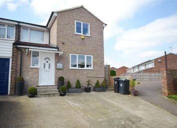 Thumbnail 4 bedroom semi-detached house for sale in Peal Road, Saffron Walden, Essex