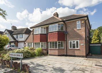 Thumbnail 3 bed semi-detached house for sale in Ranelagh Drive, Edgware