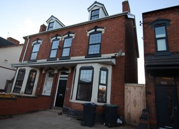 Thumbnail 5 bedroom semi-detached house for sale in Rotton Park Road, Edgbaston, Birmingham