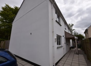 Thumbnail 3 bed semi-detached house for sale in Rew Tregernik, Redruth