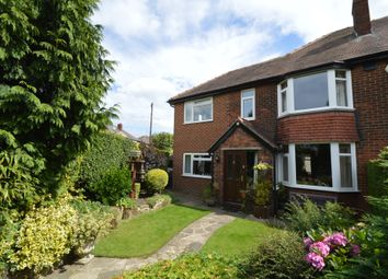 Thumbnail 3 bed semi-detached house for sale in Woodhouse Lane, East Ardsley, Wakefield