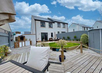 3 bed semi-detached house for sale in Broom Park, Okehampton EX20