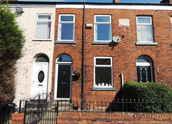 Thumbnail 2 bed terraced house for sale in Fairfield Road, Droylsden, Manchester