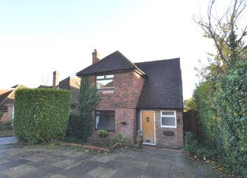 Thumbnail 3 bed detached house for sale in Grange Road, Guildford
