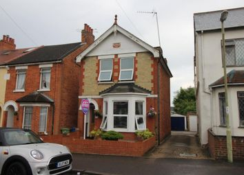Thumbnail 3 bed detached house for sale in Holly Road, Aldershot
