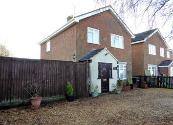 Thumbnail 3 bed detached house for sale in Downham Road, Salters Lode, Downham Market
