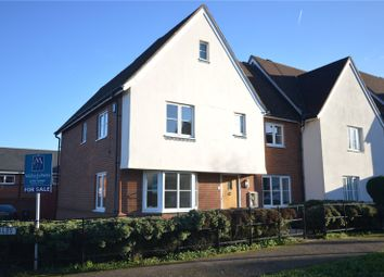 Thumbnail 4 bed end terrace house for sale in The Gables, Ongar, Essex