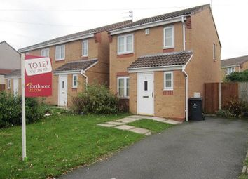 Thumbnail 3 bed detached house to rent in Oakdale Row, Broad Lane, Kirkby, Liverpool