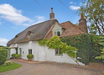 Thumbnail 3 bed cottage for sale in The Green, Dinton, Aylesbury