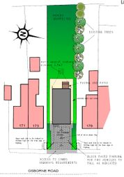 Thumbnail Land for sale in Osborne Residential Park, Osborne Road, Wisbech