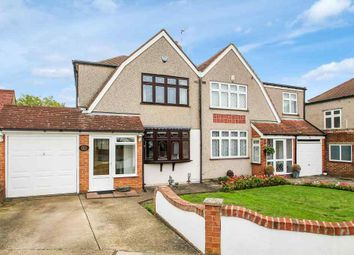 Thumbnail 3 bed semi-detached house for sale in Knowle Avenue, Bexleyheath