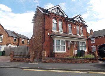 Thumbnail 1 bedroom flat to rent in Brunswick Park Road, Wednesbury