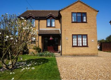 Thumbnail 4 bed detached house for sale in Broadway, Yaxley, Peterborough