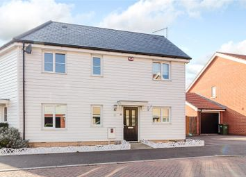 Thumbnail 2 bed terraced house for sale in Montague Street, Basildon, Essex