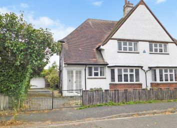 Thumbnail 4 bed semi-detached house for sale in Links Crescent, Skegness, Lincs