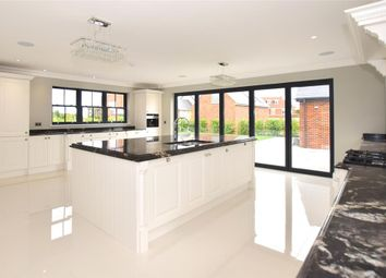 Thumbnail 6 bedroom detached house for sale in Hammill Brickworks, Woodnesborough, Sandwich, Kent