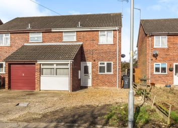 Thumbnail 3 bedroom semi-detached house for sale in Neville Road, Sutton, Norwich