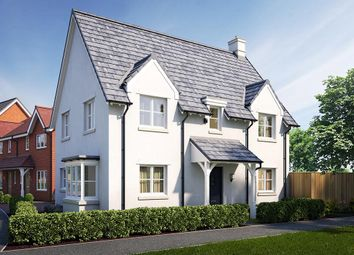 "Thumbnail 4 bed property for sale in ""The Walberswick"" at William Morris Way, Tadpole Garden Village, Swindon"