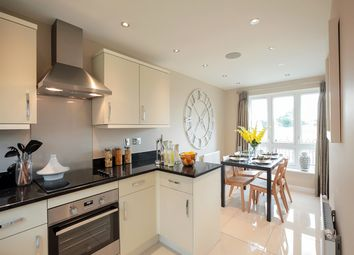 """Thumbnail 3 bed detached house for sale in """"The Clayton"""" at Willow Walk, Crediton"""