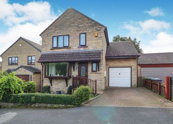 Thumbnail 5 bed detached house for sale in Oakhall Park, Thornton, Bradford