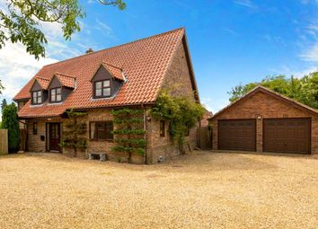 Thumbnail 4 bed detached house for sale in Church Street, Barrowby, Grantham