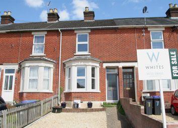 3 bed terraced house for sale in Woodstock Road, Salisbury SP1