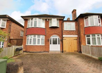 Thumbnail 5 bedroom detached house for sale in Elvaston Road, Wollaton, Nottingham