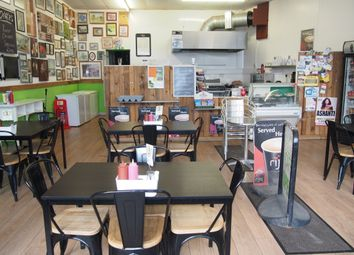Thumbnail Restaurant/cafe for sale in Cafe & Sandwich Bars LS12, West Yorkshire