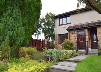 Thumbnail 2 bed end terrace house for sale in Combe Quadrant, Bellshill