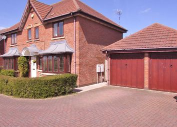 Thumbnail 4 bed detached house for sale in Lavender Close, Lutterworth, Leicestershire