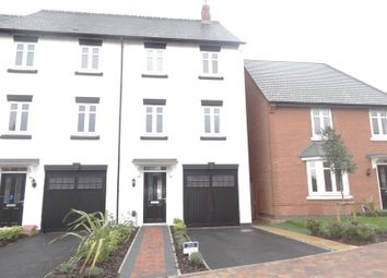 Thumbnail 3 bed town house to rent in Ivanhoe Industrial Estate, Tournament Way, Ashby-De-La-Zouch