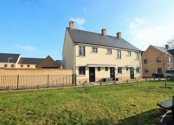 Thumbnail 2 bed end terrace house for sale in Brigade Grove, Colchester, Essex