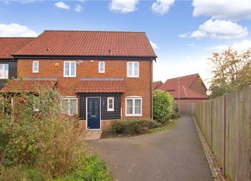 Thumbnail 2 bed end terrace house for sale in Wroxham Road, Sprowston, Norwich