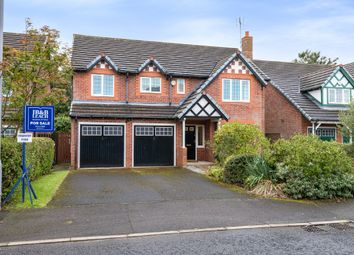 Thumbnail 5 bed detached house for sale in Dartmouth Drive, Windle, St. Helens