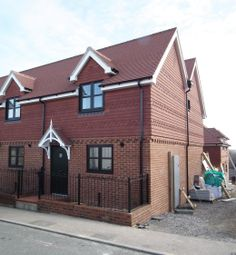 Thumbnail 2 bedroom end terrace house to rent in St Josephs Place, Lingfield Road, East Grinstead