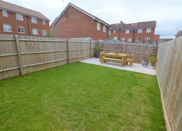 Thumbnail 4 bed town house for sale in Fossett Grove, Dunstable