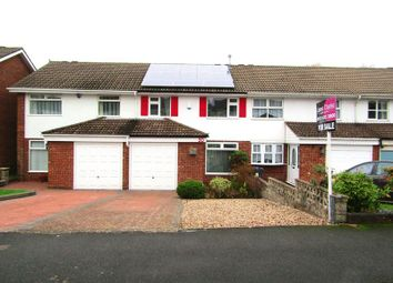 Thumbnail 3 bed terraced house for sale in Marbury Close, Kings Norton, Birmingham
