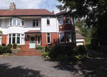 Thumbnail 4 bed semi-detached house for sale in Old Road, Mottram, Hyde