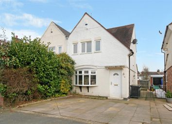 Thumbnail 3 bed semi-detached house for sale in Ivanhoe Avenue, Nuneaton