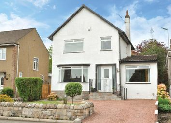 Thumbnail 4 bedroom detached house for sale in Campsie Drive, Bearsden, East Dunbartonshire
