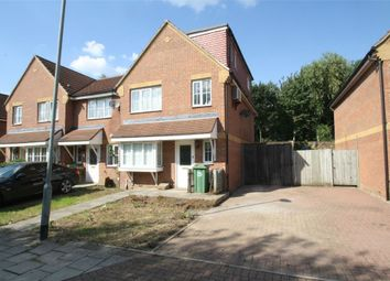 Thumbnail 4 bed semi-detached house for sale in Vulcan Close, Beckton, London