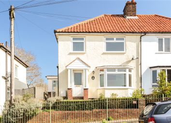 Thumbnail 3 bed semi-detached house for sale in Quakers Hall Lane, Sevenoaks, Kent