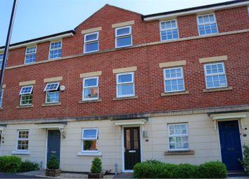 Thumbnail 3 bedroom town house for sale in Fenton Avenue, Swindon