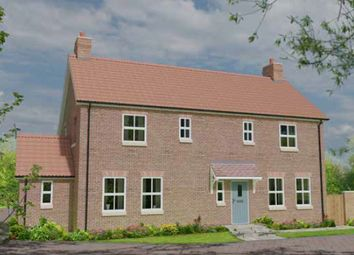 Thumbnail 5 bed detached house for sale in South Lodge, Mill Lane, Legbourne, Louth
