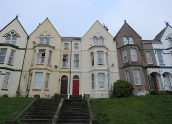 Thumbnail 2 bed flat for sale in Connaught Avenue, Mannamead, Plymouth